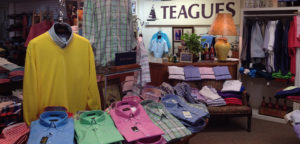 Teagues Men's Clothing